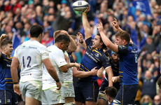 Lowe set to return for Leinster for Champions Cup final in Bilbao
