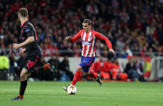 Atletico Madrid 'fed up' with Barcelona over 'inappropriate' pursuit of Griezmann