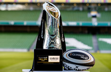 Pro14 final kick-off time moved to avoid clash with Champions League final