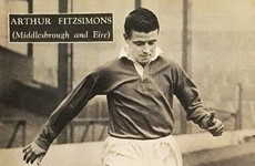 'He was a true gentleman' - FAI lead tributes to former Ireland international Arthur Fitzsimons