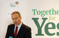Micheál Martin says making up his mind on abortion has been a 'long and challenging process'