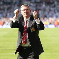 Positive news as Sir Alex Ferguson 'no longer needs intensive care'