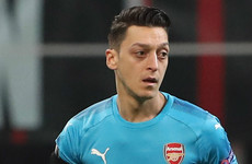 'Why is Mesut the only player Keown criticises?'