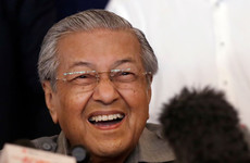 World's oldest leader to be sworn in at age of 92