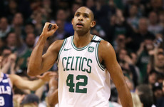Celtics to meet LeBron's Cavs after series-clinching win over 76ers