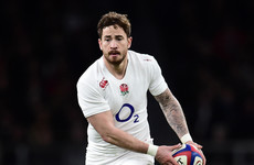 Danny Cipriani recalled as England announce 34-man squad for tour of South Africa