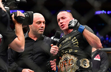 GSP's coaches 'surprised and unaware' of UFC's plans for Diaz fight
