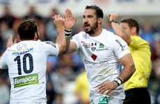 France international Spedding signs for Castres amid Top14 court battle