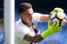 Manchester City goalkeeper Ederson earns Guinness World Record
