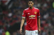 Rashford urged to quit Man United by treble winner Sheringham