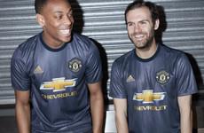 Man United unveil retro third kit for next season
