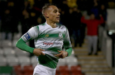 Rovers boss to discuss Graham Burke's availability with Martin O'Neill