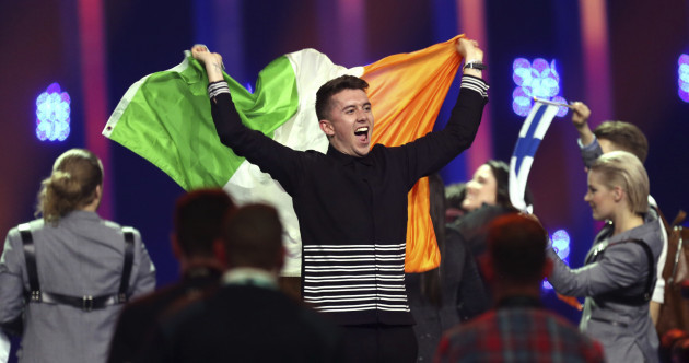 Could we do it? People are feeling nervously good about Ireland's chances in tonight's Eurovision