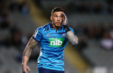 Super Sonny Bill offload can't stop Hurricanes blowing away Blues
