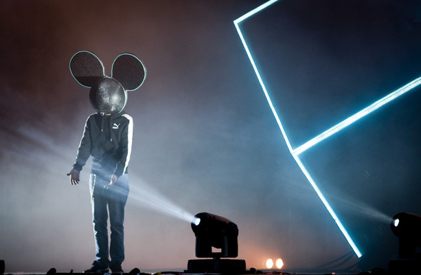 Deadmau5 absolutely tore into one of ticketmasters companies on deadmau5 absolutely tore into one of ticketmasters companies on twitter over the issue of touting reheart Gallery