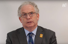 Tony O'Brien has posted a video saying goodbye to HSE staff