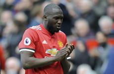 Romelu Lukaku may not start FA Cup final - Mourinho