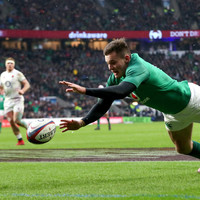 How Jacob Stockdale scored seven tries to break the Six Nations record
