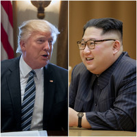 US tells Kim 'give up nukes and we'll make you rich'... then North Korea says it will dismantle nuclear site