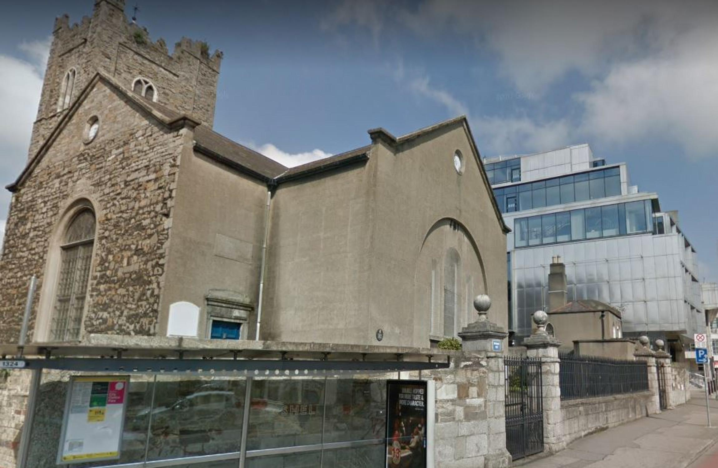 Woman's Body Found In Dublin Church