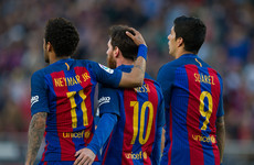 'What I miss about Barca is Messi and Suarez,' says Neymar but he reaffirms PSG future