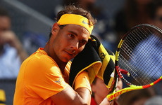'This is my final goal: to be happy' - Nadal unfazed by losing number one status