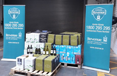 €10,000 worth of smuggled wine seized at Dublin Port