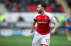 Richie Towell bags two crucial assists as Rotherham eye promotion to the Championship