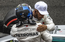 Lift-off for Hamilton as he clocks record-breaking qualifying lap at Spanish GP