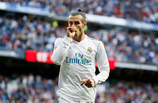 Bale stars as Madrid put six past Celta Vigo a fortnight before Champions League final