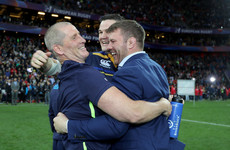 Lancaster's redemption a happy tale in Leinster's European success