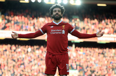 Mo Salah named Premier League player of the season