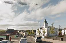 Officers injured in mass brawl involving 50 people on main street of Antrim town