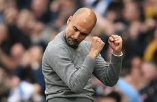 Man City reach 100 points to set new Premier League record