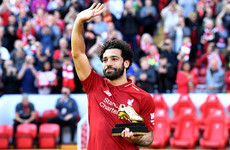 Salah picks up Premier League Golden Boot as Klopp's side secure fourth spot at Anfield