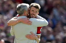 Mourinho waiting for Carrick to step into assistant role as Faria successor
