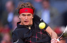 Classy Zverev punishes Thiem to secure Madrid title
