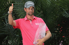 Simpson cruises to victory at Players Championship