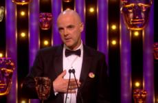 Brían F. O'Byrne acknowledged the Eighth Amendment in his powerful BAFTA acceptance speech