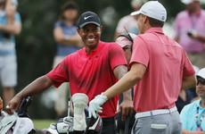 'I've got it. I'm not that far off from winning golf tournaments'