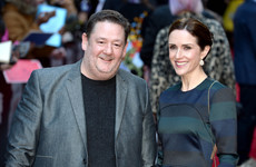 Maia Dunphy and Johnny Vegas have announced they've separated