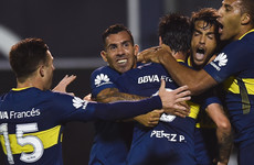 'I'll retire with this jersey' - Tevez intends to call it a day in 2019
