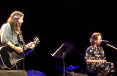 Dave Grohl and his 12-year-old daughter performed an Adele track, and YouTube is weak
