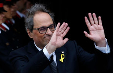 New Catalan president accused of being a 'puppet' and 'supremacist'
