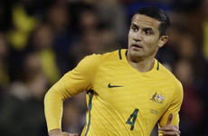 Australia deny claims Tim Cahill included in World Cup squad for commercial reasons