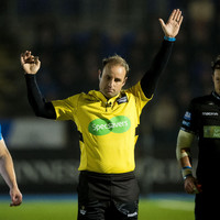 South African Berry installed as referee for Leinster v Munster