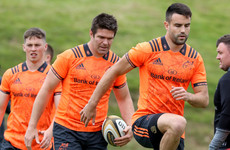'I don't need to convince them, they believe it': Munster relishing task of toppling Leinster