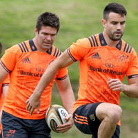 'I don�t need to convince them, they believe it': Munster relishing task of toppling Leinster