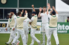 Ireland denied dream victory on Test debut as Ul-Haq steers Pakistan home