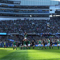 Ireland to return to Soldier Field in November for clash with Conor O'Shea's Italy